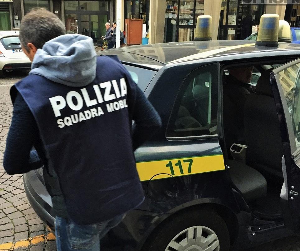 operazione-spada Polizia Terni