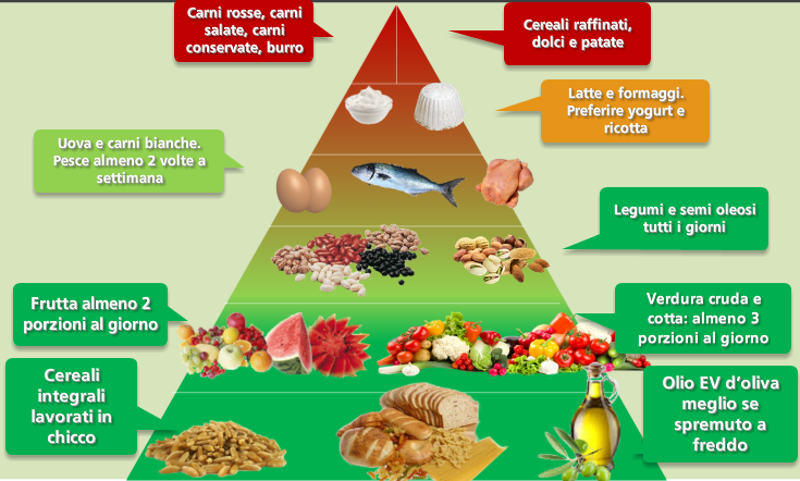 harvard-food pyramid