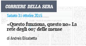 Corriere_007 della mensa
