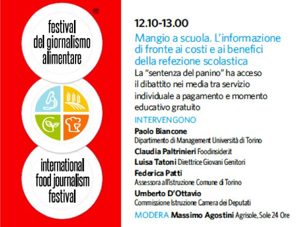 Festiva_giornalismo alimentare