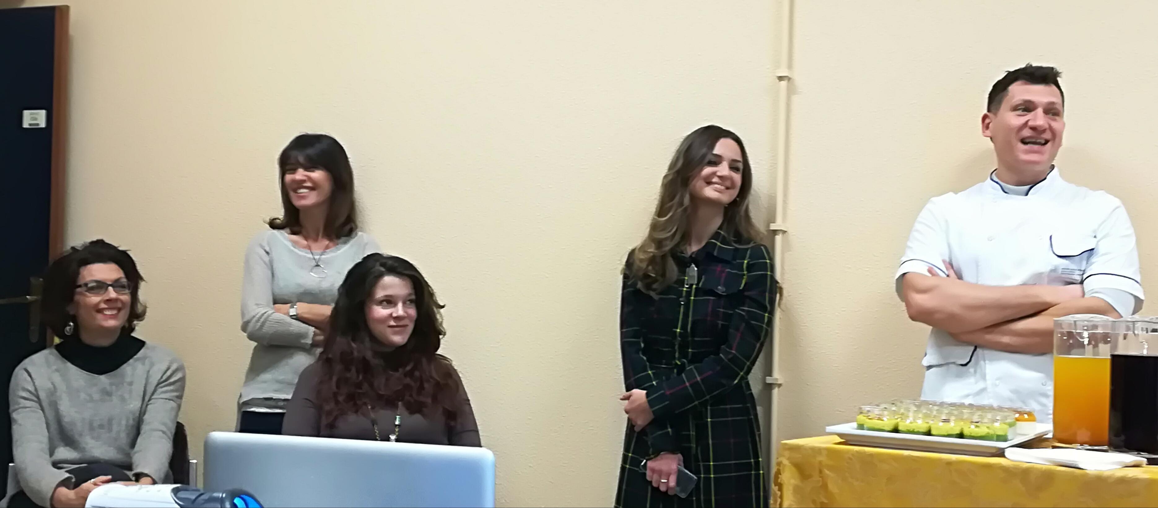 Team multidisciplinare Sant''Orsola